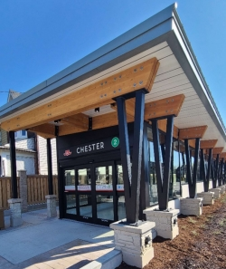 Chester Subway Station Renovation Now Complete!