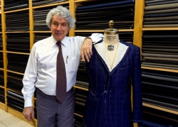 A Bespoke Tailor on the Danforth - Spiros Tailors